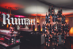 POP-UP R CHAMPAGNE BAR OF HOUSE RUINART BY SAVVA RESTAURANT