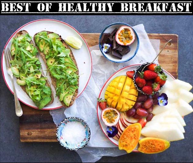 Moscow S Best Healthy Breakfast Restaurants