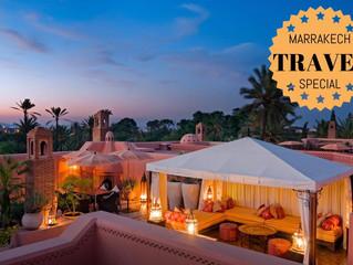 TRAVEL MARRAKECH SPECIAL - HOTELS & RESTAURANTS