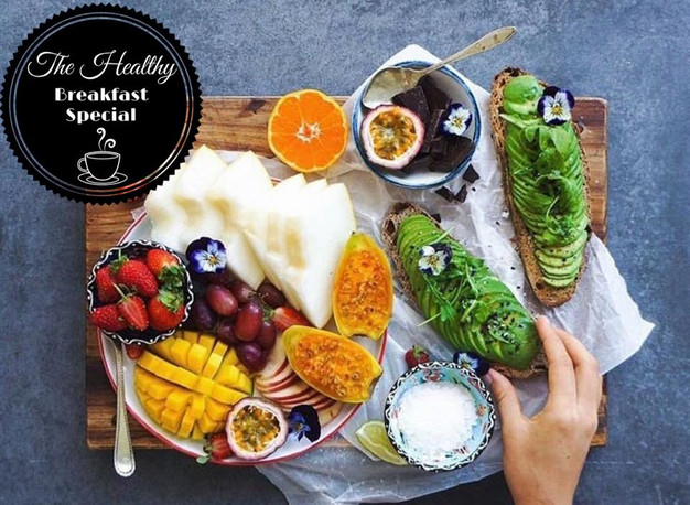Healthy Breakfast Restaurants Best 2017