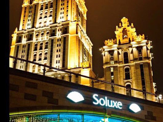 Ресторан SOLUXE CLUB / Солюкс Клаб