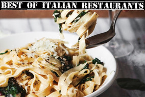 MOSCOW'S BEST ITALIAN RESTAURANTS