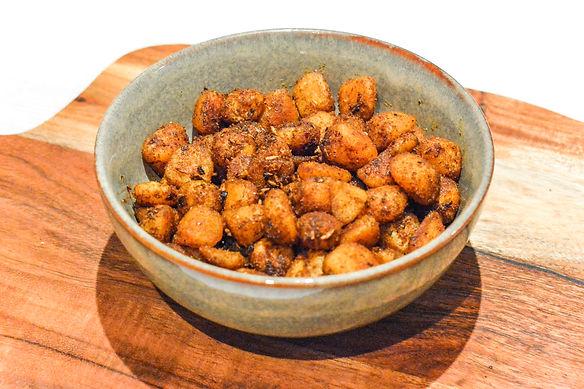 Tandoori Aardappeltjes