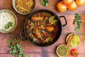 Bengaalse Curry