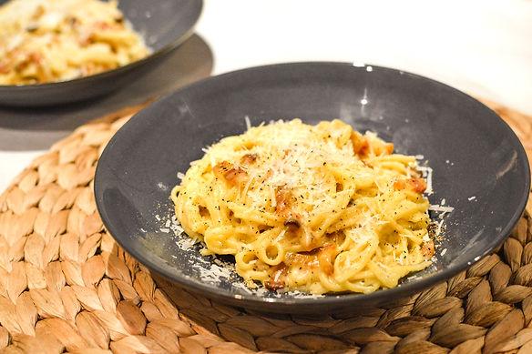 Pasta alla Carbonara