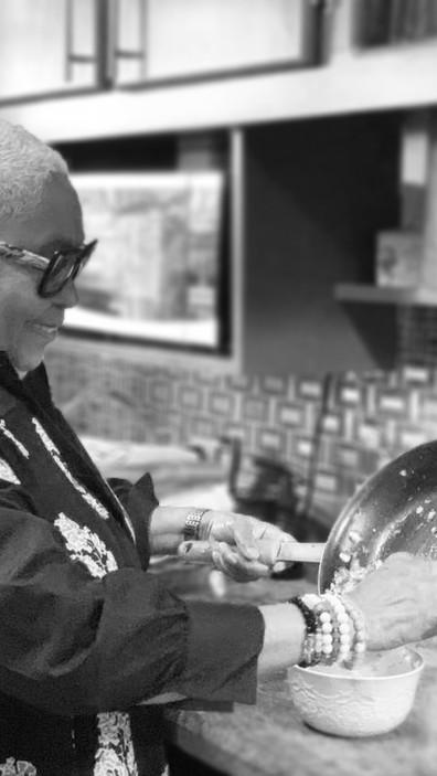 Jamaican cuisine stimulates all the senses