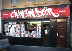 Crimson Door 1