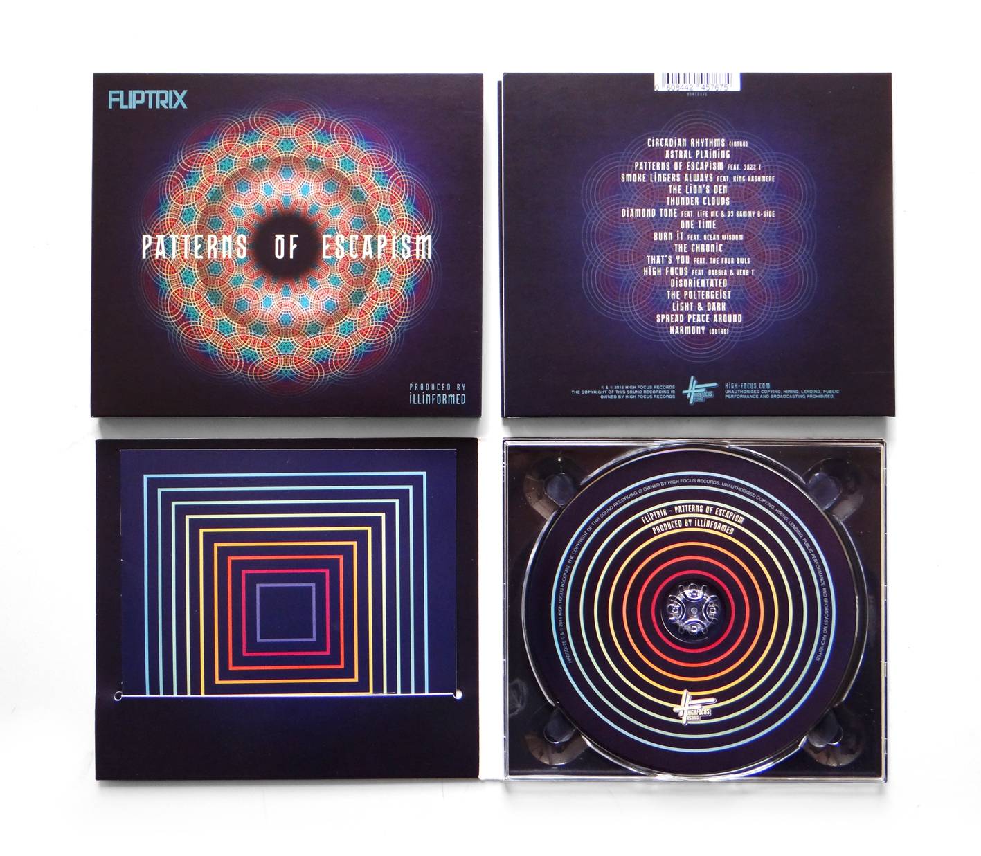 POE CD 4