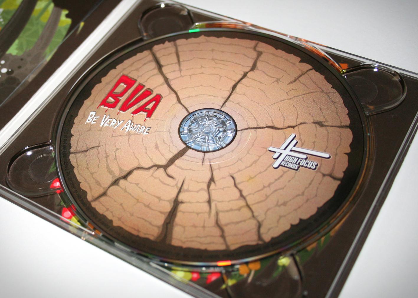 BVA cd disc