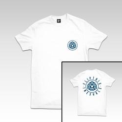 INEXHALE T BLUE-WHITE 4