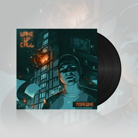 MORE ONE WAKE UP CALL VINYL 2.jpg