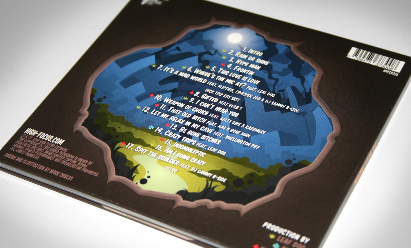 BVA cd back