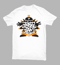 Just Jam T_white