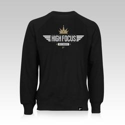 HF black crew gold