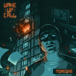 MOREONE WAKE UP CALL COVER HIGH RES