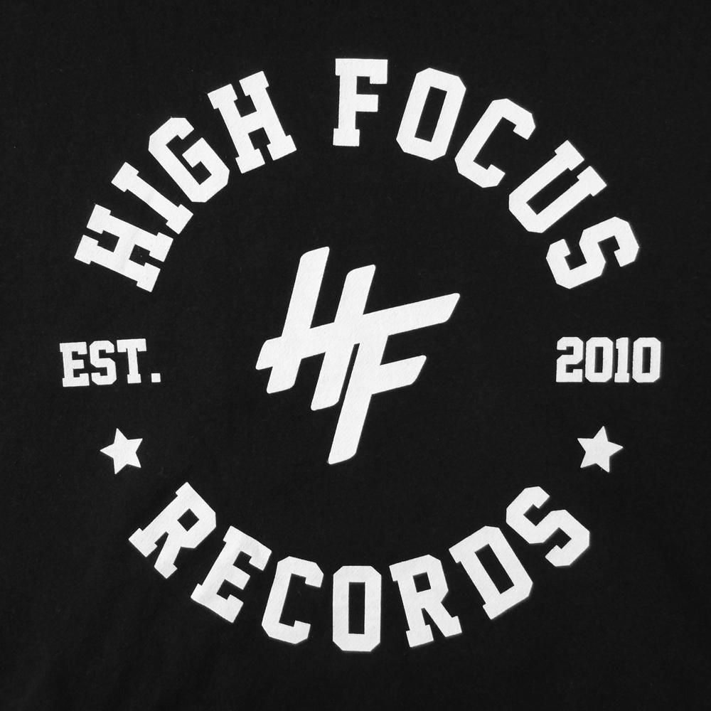 HF CHUNK GANG HOODIE BLACK 3