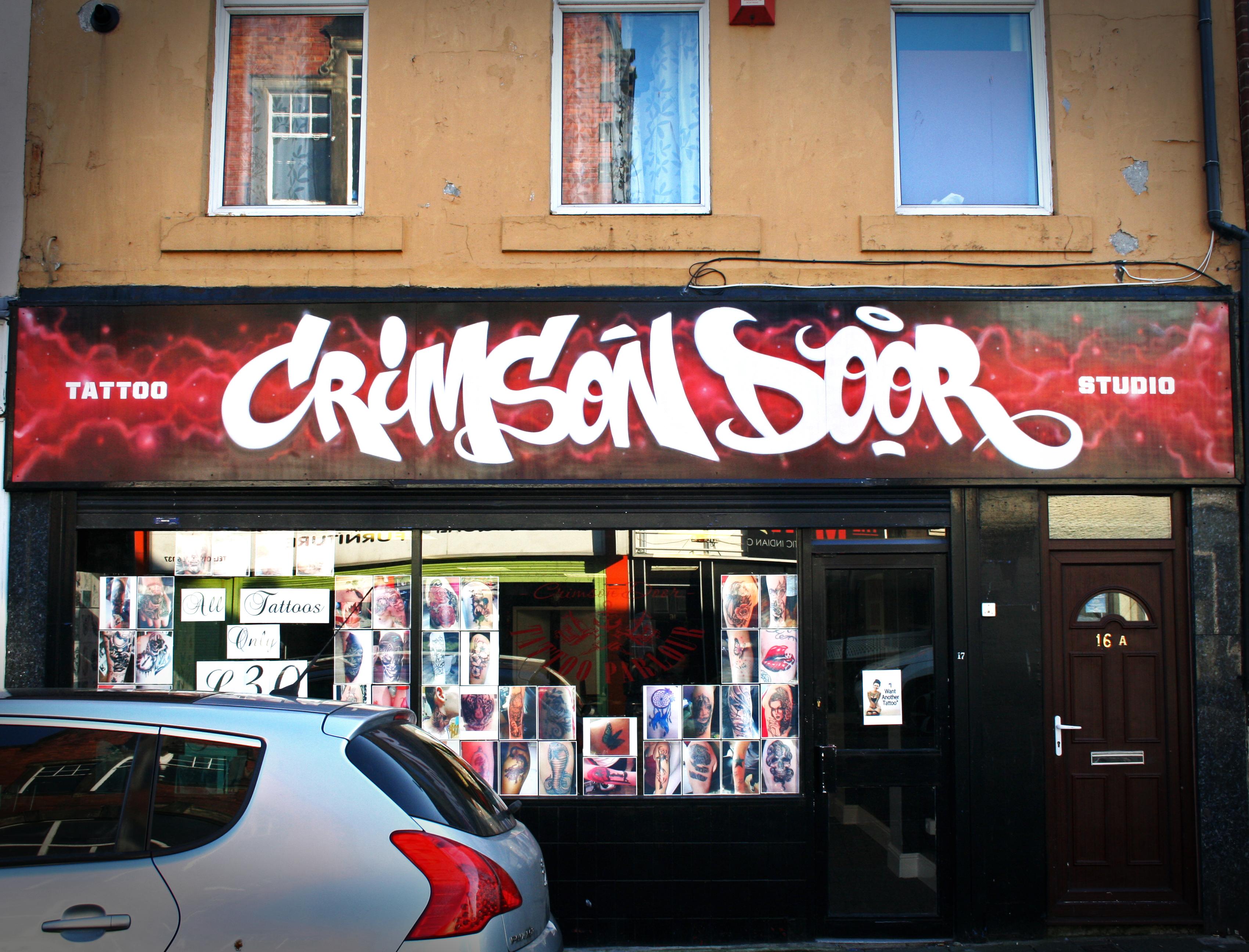 Crimson Door 2