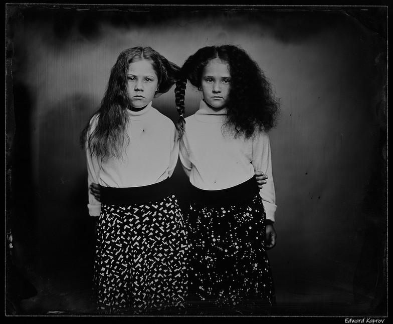 Adelya&Albina.