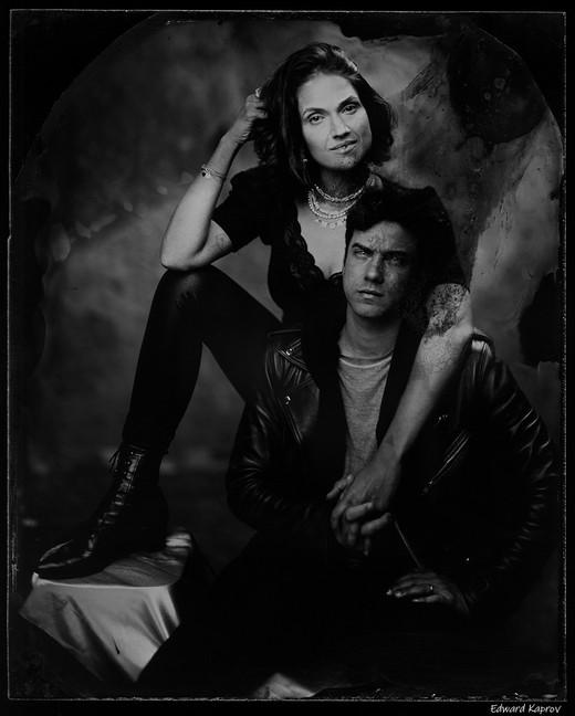 Marina Maximilian&Guy Mentesh