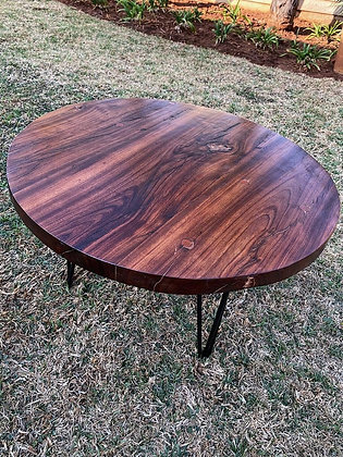 Round Sleeper Coffee Table