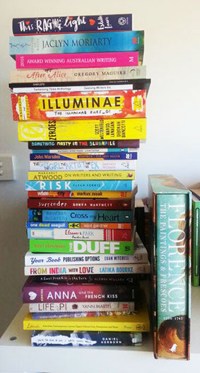 My to-read pile