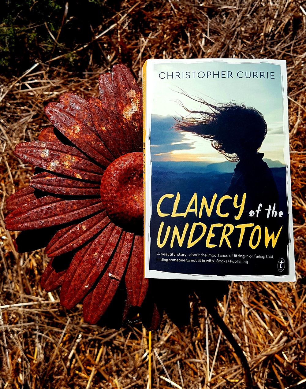 Photo of Clancy of the Undertow, Christopher Currie.