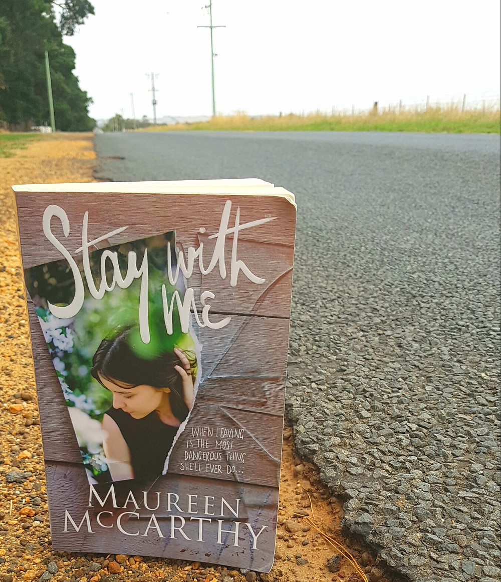 Photo of Stay With Me, Maureen McCarthy.