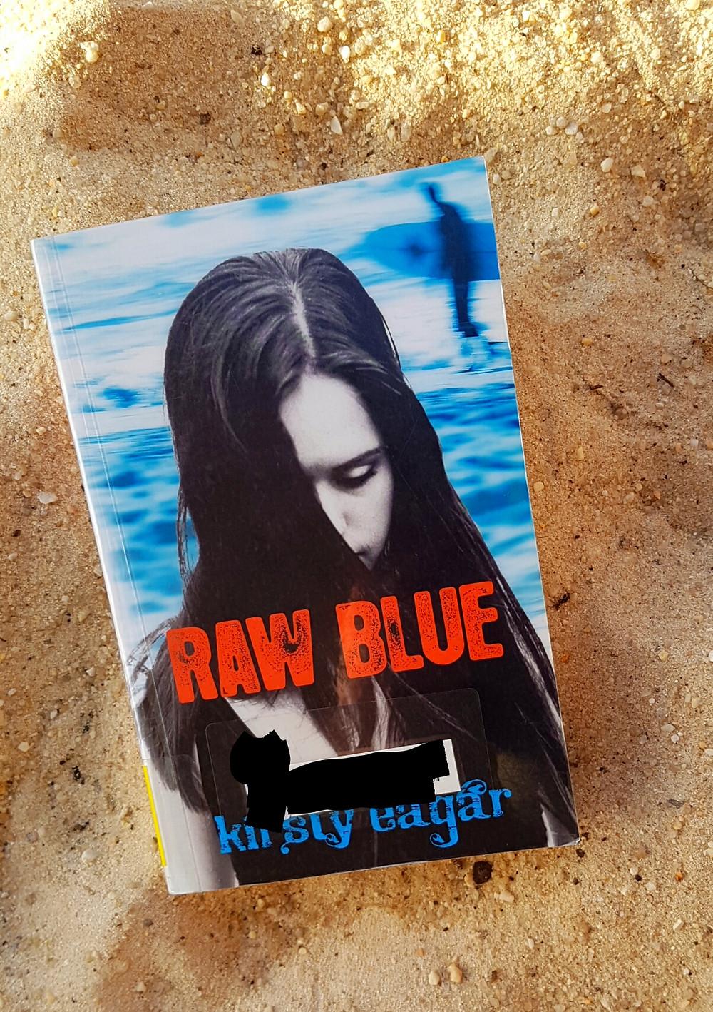 Photo of Raw Blue, Kirsty Eagar.