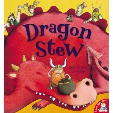 A cover image of Dragon Stew