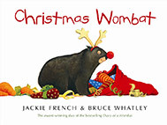 Cover image of Christmas Wombat