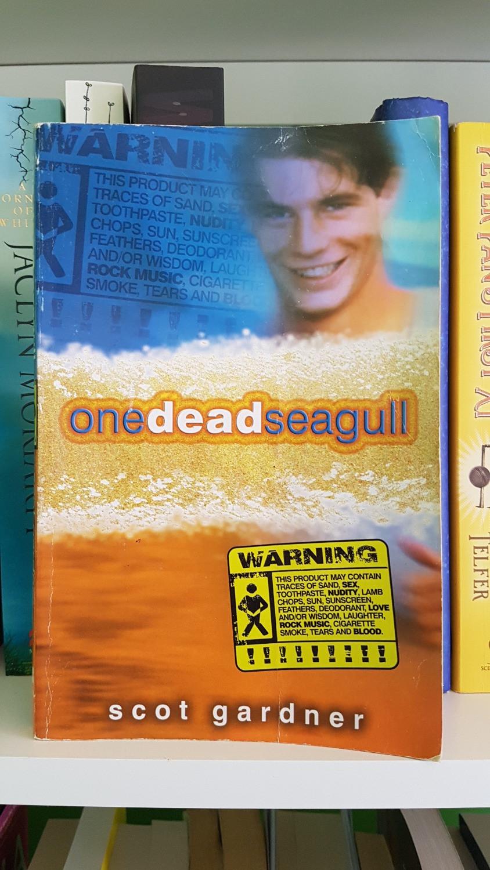 Photo of One Dead Seagull, Scot Gardner.