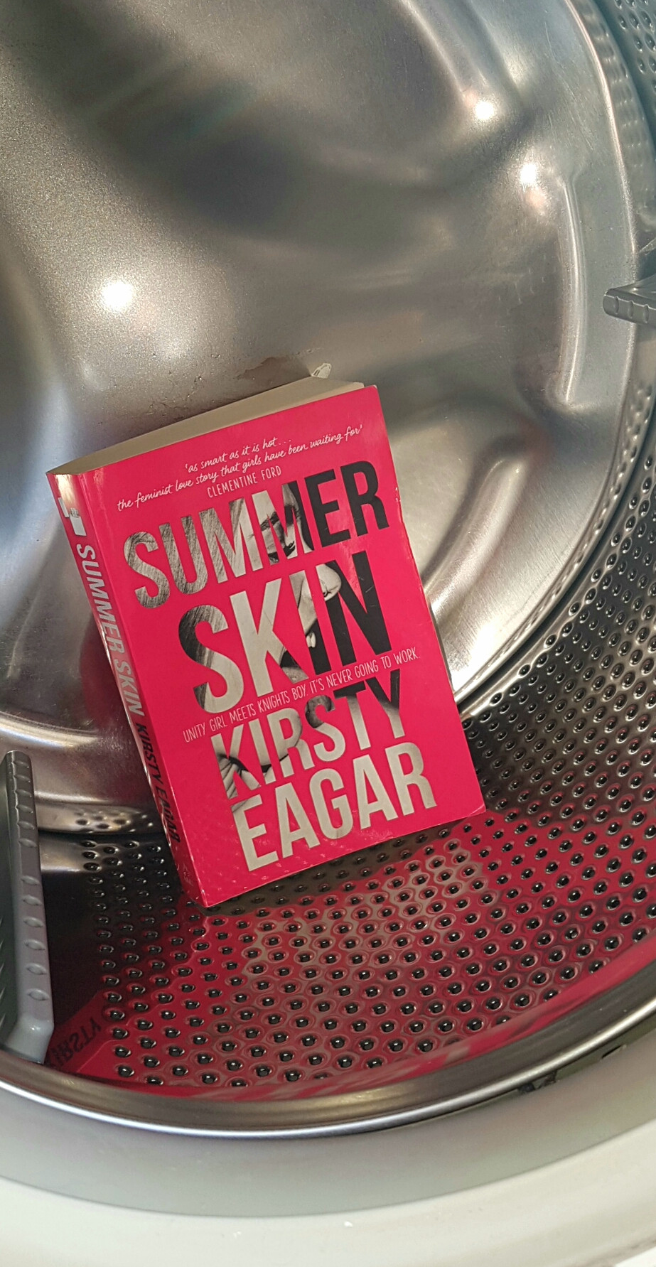 Photo of Summer Skin, Kirsty Eagar.