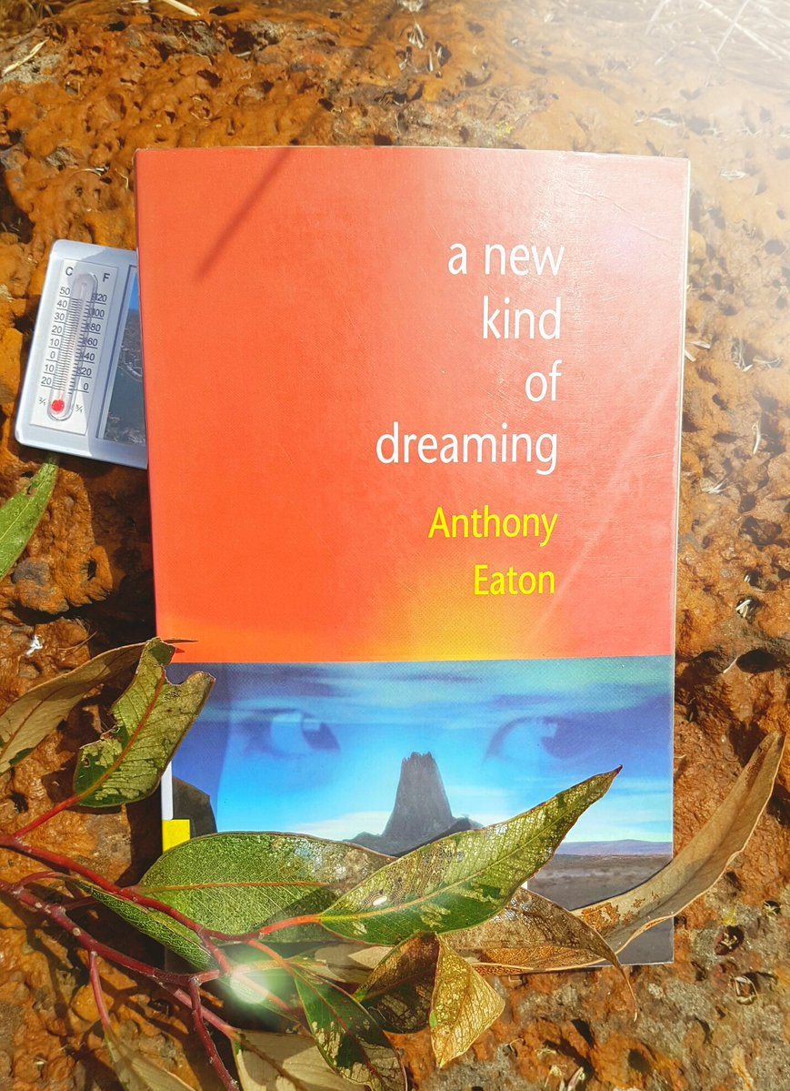 Photo of A New Kind of Dreaming, Anthony Eaton.