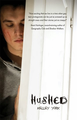 A cover image of Hushed