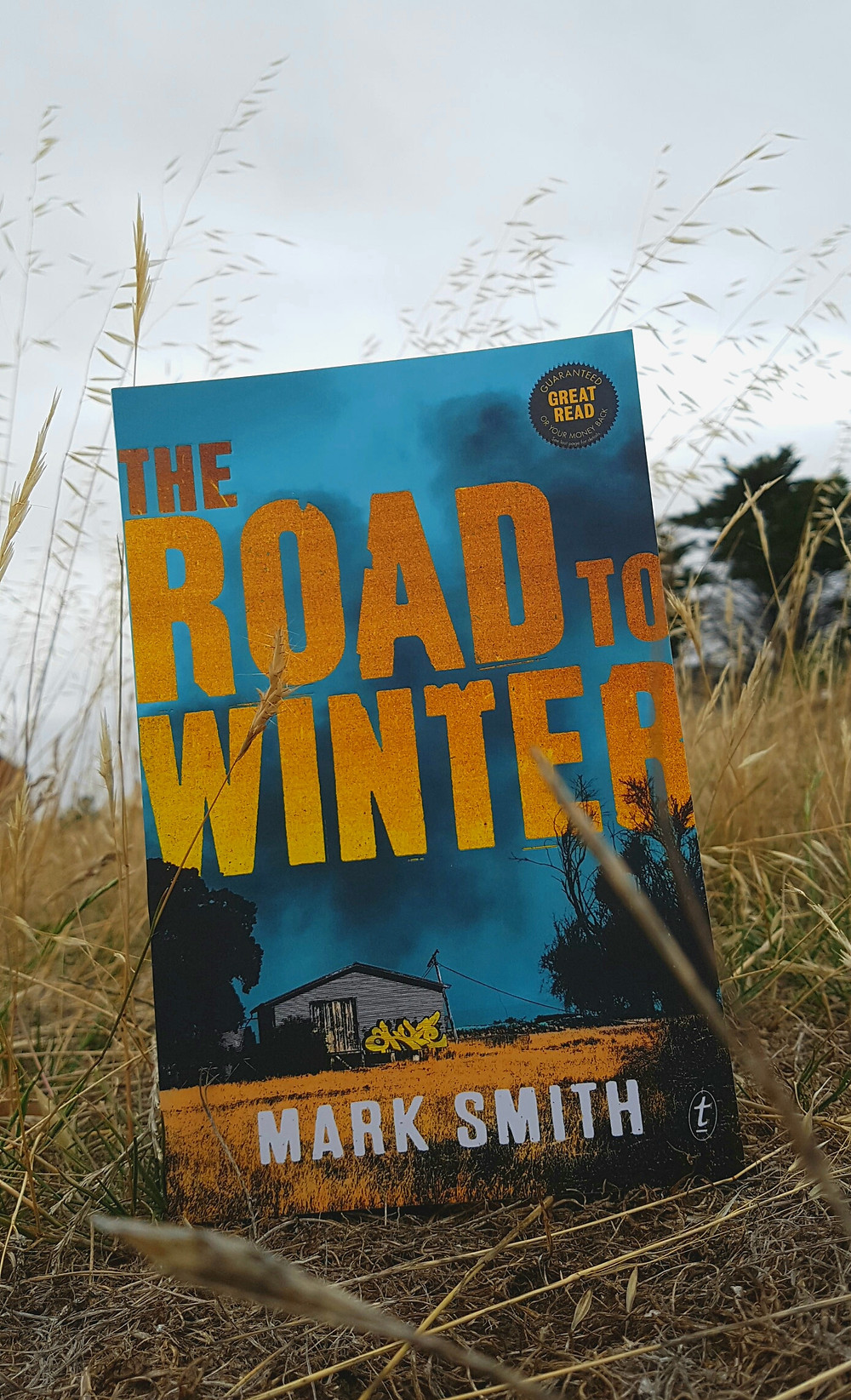 Photo of Road to Winter, Mark Smith.