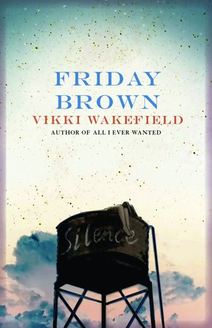 A cover image of Friday Brown