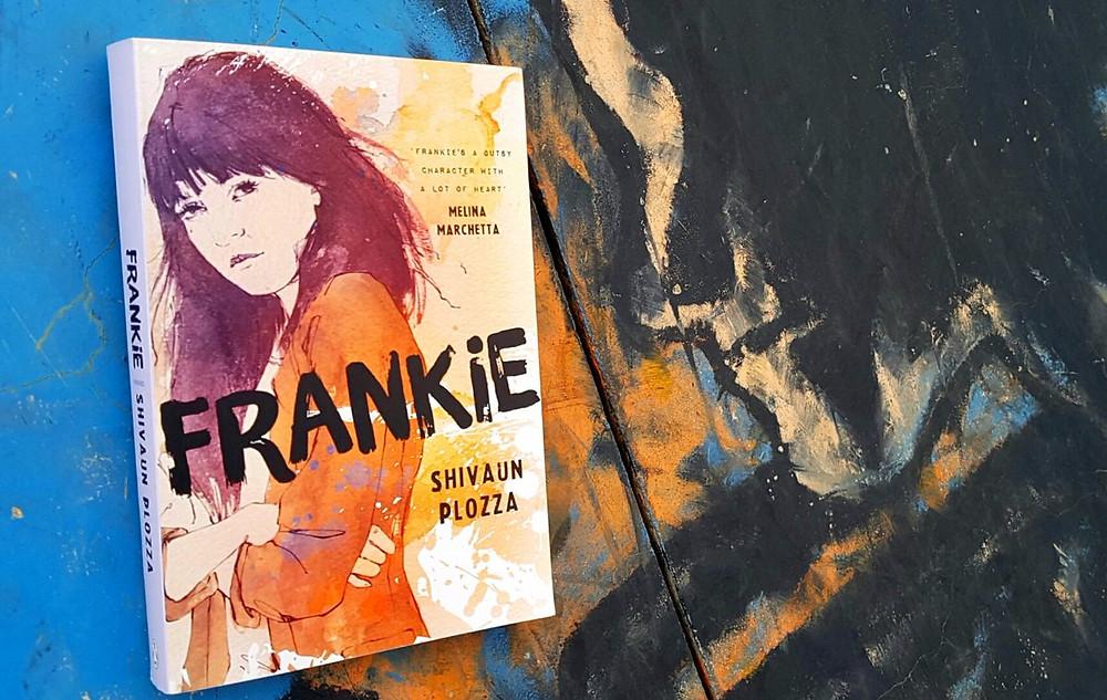 Photo of Frankie, Shivaun Plozza