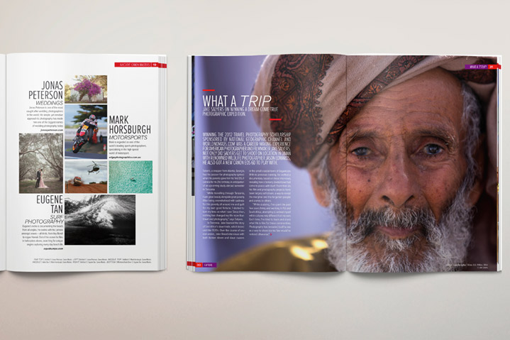 Canon Magazine