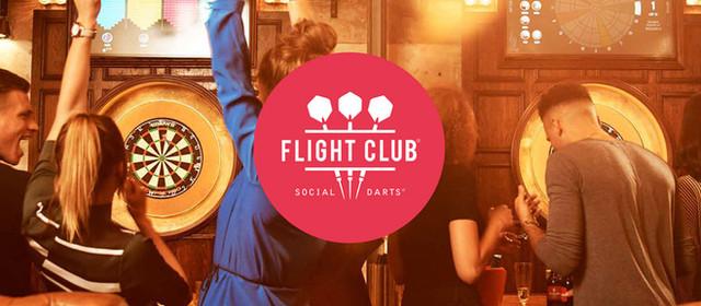 Flight Club Social Entertainment Design