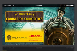 DHL Augmented reality App
