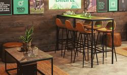 Hulu brand interior Orlando