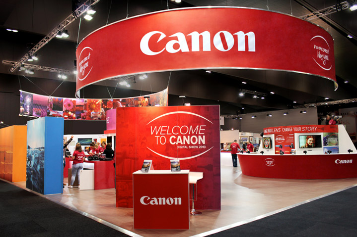 Canon Commercial Exhibition
