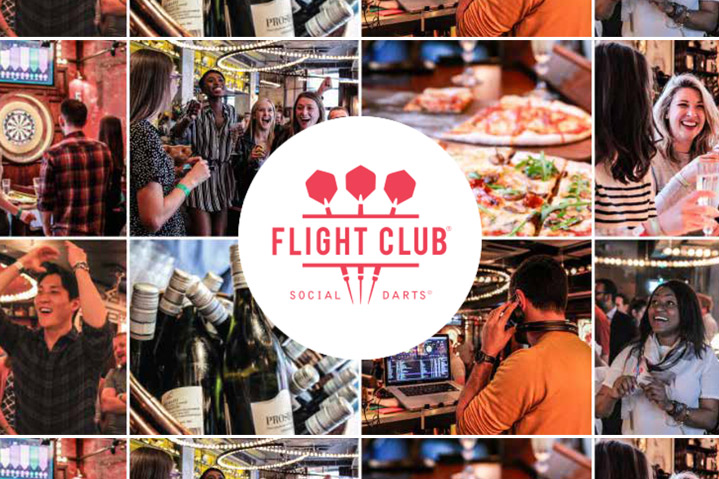Introducing Flight Club Social Darts