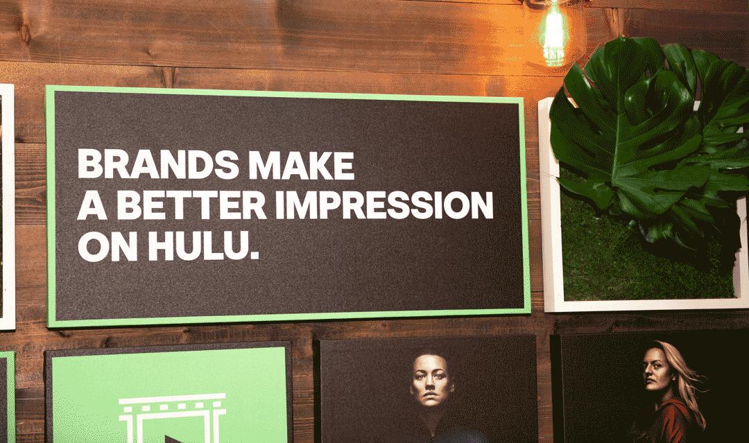 Hulu brand story Orlando