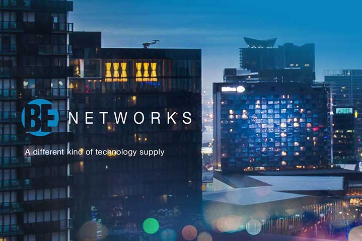 BE Networks communications