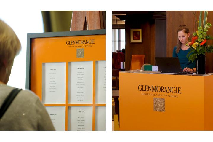 Glenmorangie Check-in