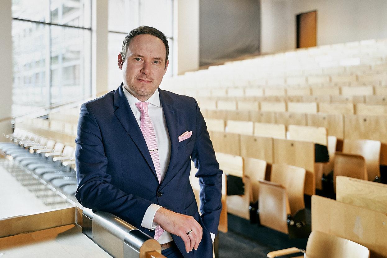 Marcel Schütz (Universität Oldenburg, Northern Business School Hamburg)