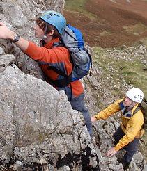 Classic scrambles include Cam Crag Ridge