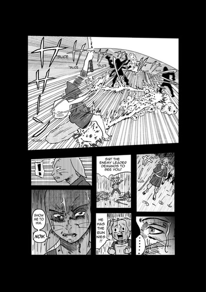 Takeo's Predicament