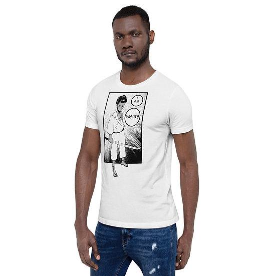 Yasuke Black Samurai T-Shirt